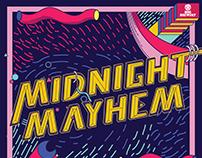 Midnight Mayhem NYE 2017