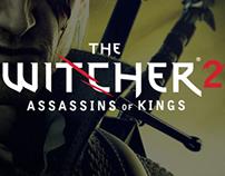 The Witcher 2 Brand Identity