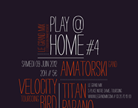 Play@home #4