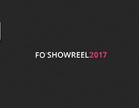 FO'SHOWREEL2017