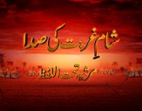 Sham-e-Ghurbat Ki Sada (Hum Sitaray)