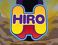 HIRO - Cartoon channel logo - 2008