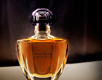 Shalimar, parfum initial