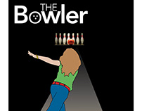 Graphic for a Bowling Alley