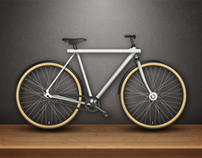 Vanmoof 3 Basic Diamond Frame