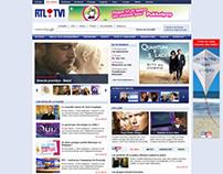 RTL-TVI - Website