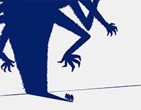 Monster – Book Cover Design