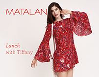 Matalan Malta with Tiffany