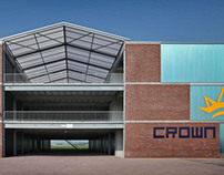 Crown Storage Center, Alphen a/d Rijn, the Netherlands