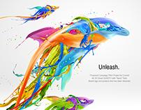 Unleash.