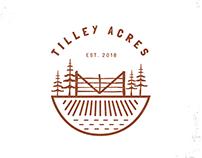 Branding: Tilley Acres Farm