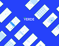 Verde Mobile Wireframes