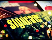 Sign Cafe magazine