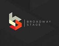 Broadway Stage Branding
