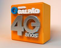Campanha 40 Anos - Grupo Galpão