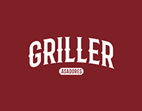 Griller Brand Identity Design