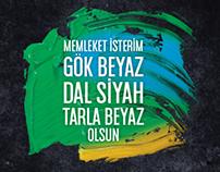 Ünlü Boya Print Campaign