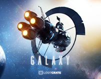 Galaxy Loot Crate