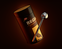 Freia Regia Hot Chocolate Packaging