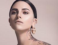 TETHER Jewelry Campaign