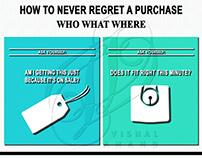 HOW TO NEVER REGRET A CLOTHING PURCHASE?