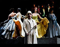 Lucia di Lammermoor coreografie di Valentina Escobar