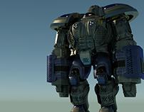 Starcraft Marauder