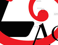 Caslon Font Study