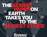 Renova - Sexiest Cities