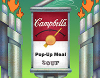 Campbell's Soup - Life Relabelled
