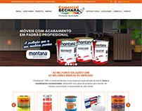 Comercial Bechara - Tintas e Complementos