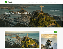 Home - Traveler WordPress Theme by Visualmodo
