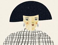 Latest Works · Editorial Illustrations