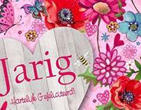 Flowers & Motives   Cartita Design ©2013