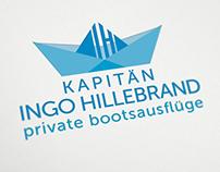 Kapitän Ingo Hillebrand - Private Bootsausflüge
