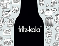 Fritz-Kola Posters