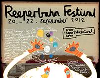 Reeperbahn Festival Posters