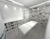 Massage Room in Paphos Cyprus