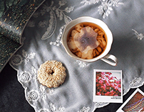 breakfast / cinemagraphs / animated photography