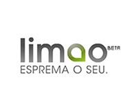 Concept of new Homepage of Limao.com.br