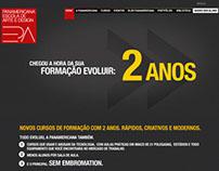 Hotsite Promocional - EPAD