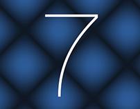 iOS 7 - Concept
