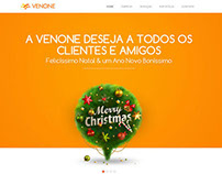 Novo site da Agência Venone
