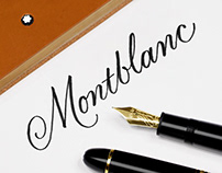 Montblanc #Handwritingday