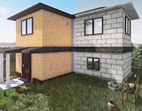 Before-After Building design