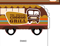 Food Trucks for Table Setting