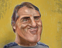 WORLD OF SPORT'S CARICATURES
