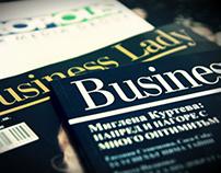 Business Lady Magazine