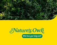 Nature's Own msn NZ Website
