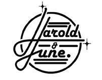 Harold and June.